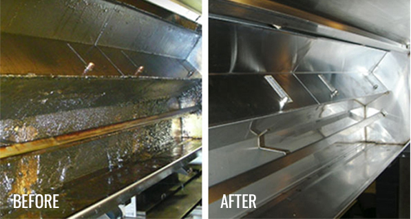 commercial kitchen cleaning perfect circle renewable energy